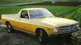 1971 HQ Kingswood Ute