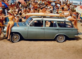 EH Holden Station Wagon