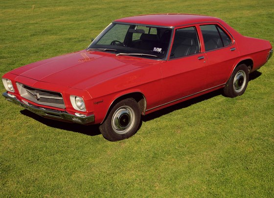 1971 HQ Holden Kingswood