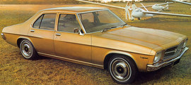 1971 HQ HOLDEN COMMODORE