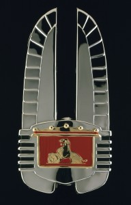 The original Holden badge