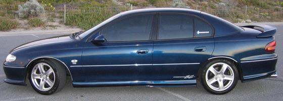 VT Holden Commodore