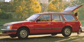 VB Commodore Wagon