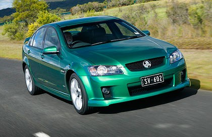 The popular VE Holden Commodore will say goodbye late in 2010